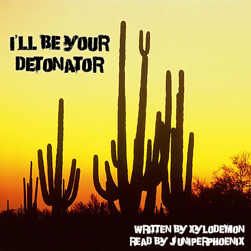 Cover art of saguaro cactus at sunset